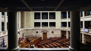 «Πλημμύρισε» με τροπολογίες η Βουλή – Τι προβλέπουν για ΕΝΦΙΑ και τη λοταρία των αποδείξεων