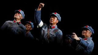 Κίνα: Στον λυρικό εορτασμό των 90 χρόνων του Λαϊκού Απελευθερωτικού Στρατού