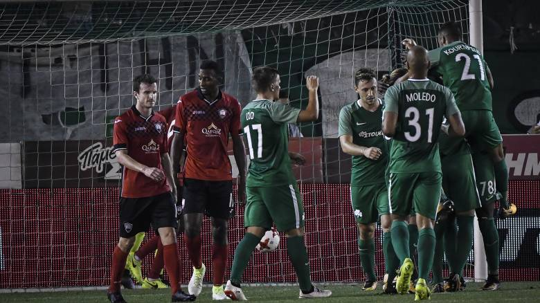 Europa League: Βήμα πρόκρισης ο Παναθηναϊκός με την Γκαμπάλα