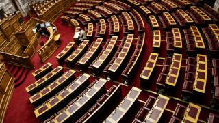Αποχώρησε η ΝΔ από τη συζήτηση στη Βουλή