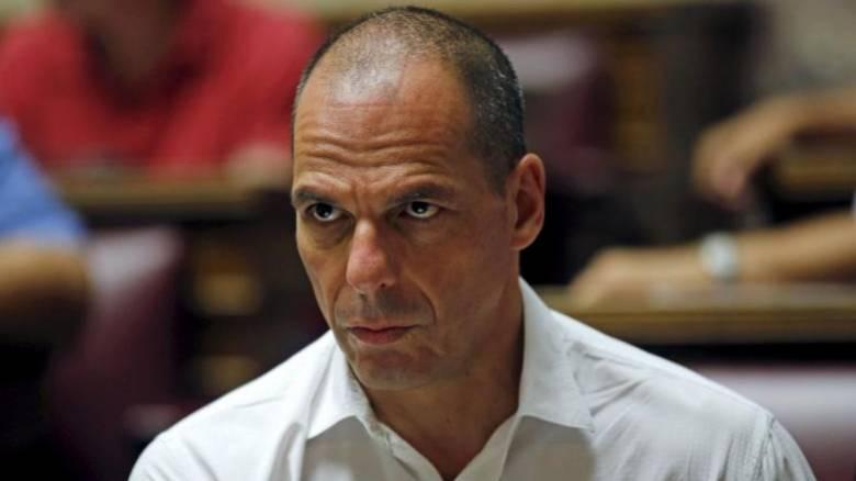Ο κ. Βαρουφάκης ως πλατφόρμα πολιτικής αντιπαράθεσης