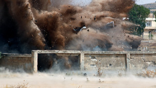 O συριακός στρατός έφτασε στο τελευταίο προπύργιο των τζιχαντιστών