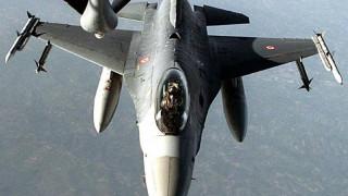 Ζεύγος τουρκικών F-16 πέταξε πάνω από τις νησίδες Λέβιθα και Μαυριά