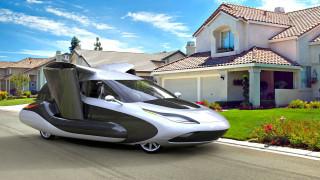 Το ιπτάμενο αυτοκίνητο που αγόρασε η Volvo