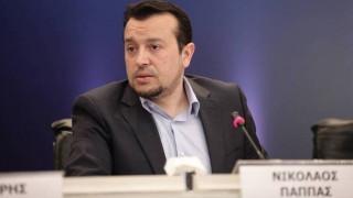 Παππάς: Τα 35 εκατ. ευρώ για τηλεοπτική άδεια ικανοποιούν το κοινό περί δικαίου αίσθημα