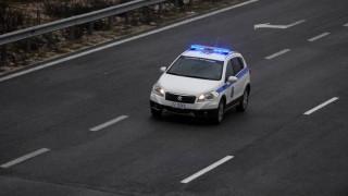Κυκλοφοριακές ρυθμίσεις στην εθνική οδό Αθηνών-Λαμίας στον Ωρωπό