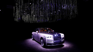 Νέα Rolls Royce Phantom: Βρετανική πολυτέλεια σε υπερθετικό βαθμό