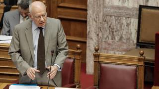 Ο υπουργός Οικονομίας απαντά για το ενδεχόμενο πρόωρων εκλογών