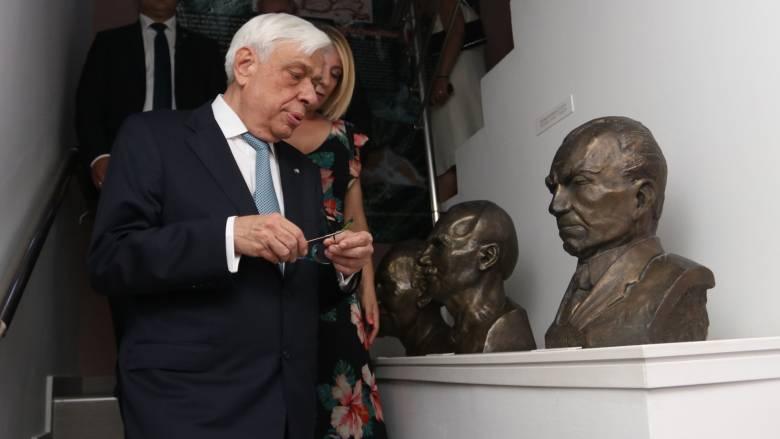 Εκδηλώσεις για τα 60 χρόνια από το θάνατο του Νίκου Καζαντζάκη παρουσία του προέδρου της Δημοκρατίας