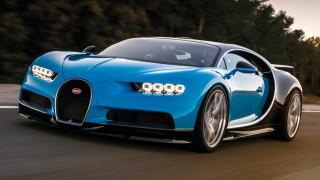 Ποια λέτε πως είναι η κατανάλωση της Bugatti Chiron;