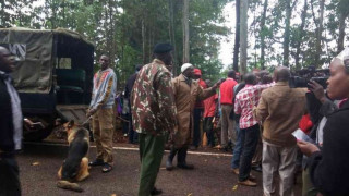 Κένυα: Επίθεση ενόπλων στην οικία του αντιπροέδρου (pics)