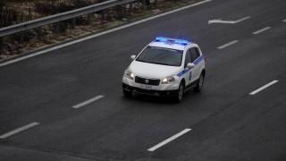 Κυκλοφοριακές ρυθμίσεις στην εθνική οδό Αθηνών - Λαμίας στον Ωρωπό