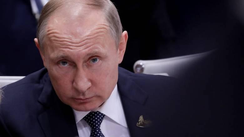 Ο Πούτιν έδωσε χάρη στις δυο γυναίκες «κατασκόπους»
