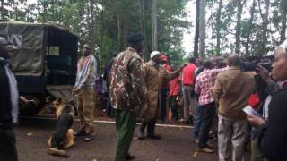 Κένυα: Δύο νεκροί από την επίθεση στην οικία του αντιπροέδρου (pics)