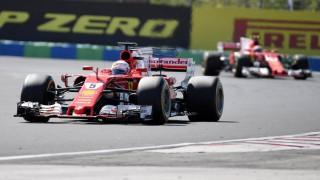 F1: Νικητής ο Φέτελ στην Ουγγαρία, 1-2 η Ferrari (vid)