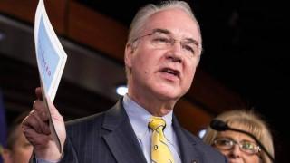 Τομ Πράις: Το Obamacare είναι μία αποτυχία για τους Αμερικανούς