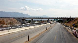 Κυκλοφοριακές ρυθμίσεις στην εθνική οδό Αθηνών - Λαμίας