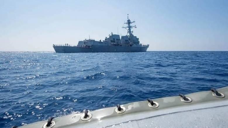 Διάβημα Λευκωσίας προς Ουάσιγκτον για τουρκική NAVTEX σε πλοίο των ΗΠΑ