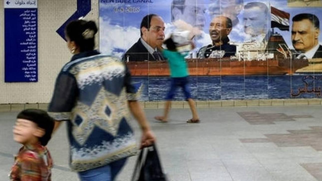 Ξεπέρασε τα 100 εκατομμύρια ο πληθυσμός της Αιγύπτου