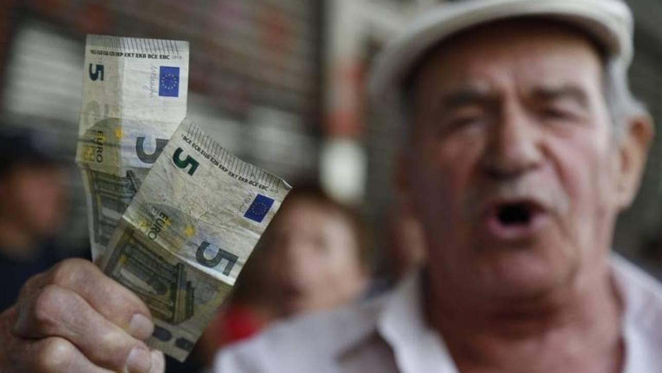 Στα 620 ευρώ μεικτά η μέση κύρια σύνταξη το 2021