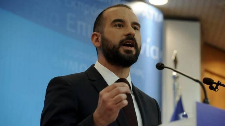Τζανακόπουλος: Στόχος η ανάκτηση της οικονομικής κυριαρχίας