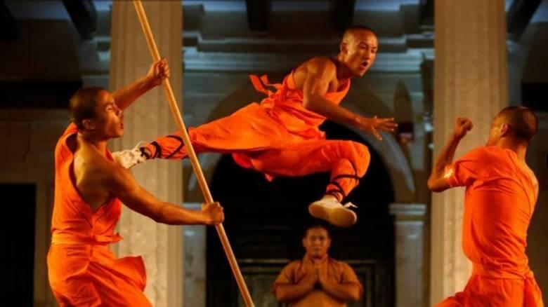 Κίνα: Εντυπωσιακοί αγώνες Κουνγκ Φου στον Ναό των Σαολίν (vid)