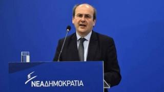 Χατζηδάκης για αποκαλύψεις Βαρουφάκη: Η Ελλάδα παίχτηκε στα ζάρια...