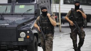 Τουρκία: Υπό κράτηση πάνω από 1.000 πρόσωπα στο πλαίσιο αντιτρομοκρατικών επιχειρήσεων