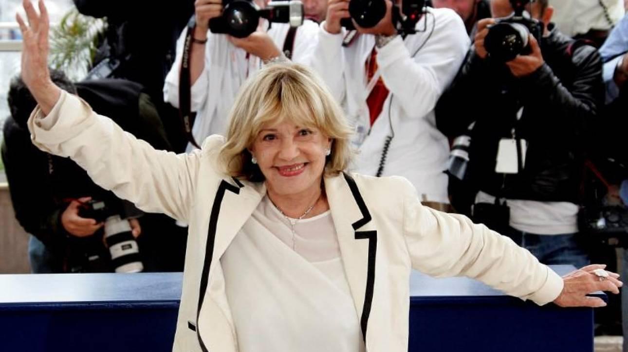 Πέθανε η Γαλλίδα ηθοποιός Ζαν Μορό