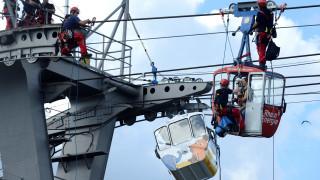 Γερμανία: Αίσιο τέλος στο θρίλερ με το τελεφερίκ πάνω από τον Ρήνο