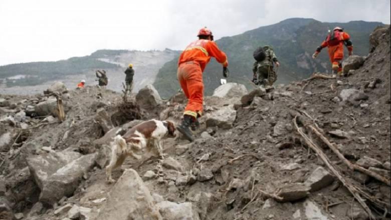 Κίνα: 30.000 άτομα αναγκάστηκαν να εγκαταλείψουν τα σπίτια τους
