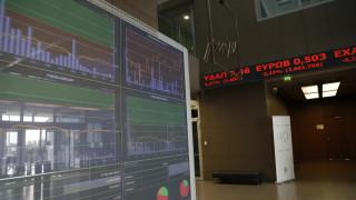 Χρηματιστήριο: Με πτώση έκλεισε ο γενικός δείκτης