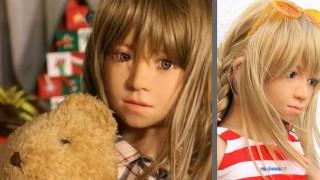 Σοκ προκαλούν οι κούκλες του σεξ για παιδόφιλους