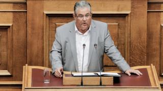 Κουτσούμπας: Οι Έλληνες παραμένουν γονατισμένοι και συνεχίζουν το ποδήλατο
