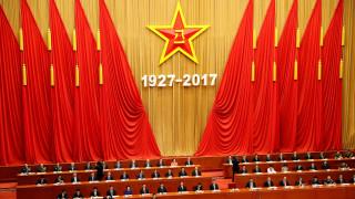 Κίνα: 90η επέτειος Κόκκινου Στρατού - Η πρώτη στρατιωτική βάση στο εξωτερικό
