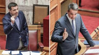Μετωπική σύγκρουση στη Βουλή με φόντο το νομοσχέδιο για την Παιδεία