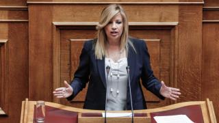 Γεννηματά: Ο νόμος Γαβρόγλου δεν θα μακροημερεύσει