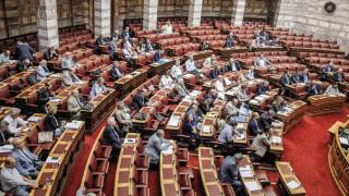 Αίτημα ΝΔ για ονομαστική ψηφοφορία του ν/σ για την Παιδεία