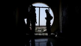 Ο «Έλληνας Ιβάν» που πολεμά το Ισλαμικό Κράτος στο πλευρό των Κούρδων μαχητών
