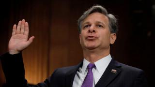 ΗΠΑ: Με συντριπτική πλειοψηφία επικυρώθηκε ο διορισμός του νέου διευθυντή του FBI