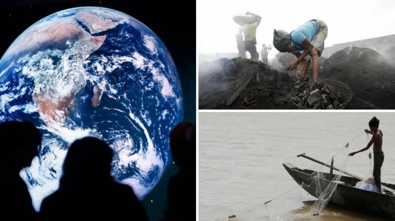 2/8: Η μέρα που εξαντλήθηκαν όλοι οι φυσικοί πόροι της Γης για φέτος