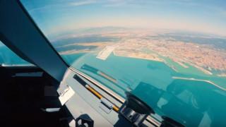 Πιλότος κατέγραψε με την κάμερά του ένα χρόνο πτήσεων (vid)