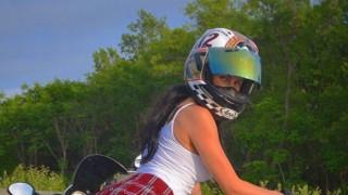 Σκοτώθηκε σε τροχαίο η Olga Pronina που έκανε ακροβατικά με μοτοσικλέτες (Pics+Vid)