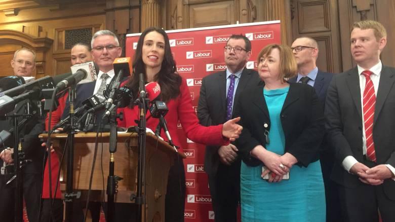 Νέα Ζηλανδία: Το ερώτημα που εξόργισε την νεαρή υποψήφια πρωθυπουργό