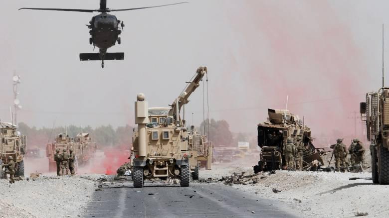 Αφγανιστάν: Επίθεση των Ταλιμπάν σε αυτοκινητοπομπή του ΝΑΤΟ με νεκρούς