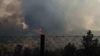 Σε ποιες περιοχές υπάρχει υψηλός κίνδυνος πυρκαγιάς την Πέμπτη