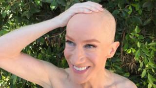 Ο καρκίνος μια οικογενειακή υπόθεση θάρρους για την Κάθι Γκρίφιν