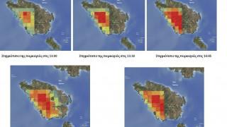 Πώς το Αστεροσκοπείο Αθηνών παρακολουθεί τις φωτιές δορυφορικά
