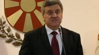 Ο πρόεδρος της ΠΓΔΜ μίλησε για το θέμα της ονομασίας των Σκοπίων