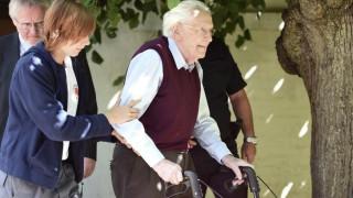 Παραμένει στη φυλακή ο 96χρονος λογιστής του Άουσβιτς